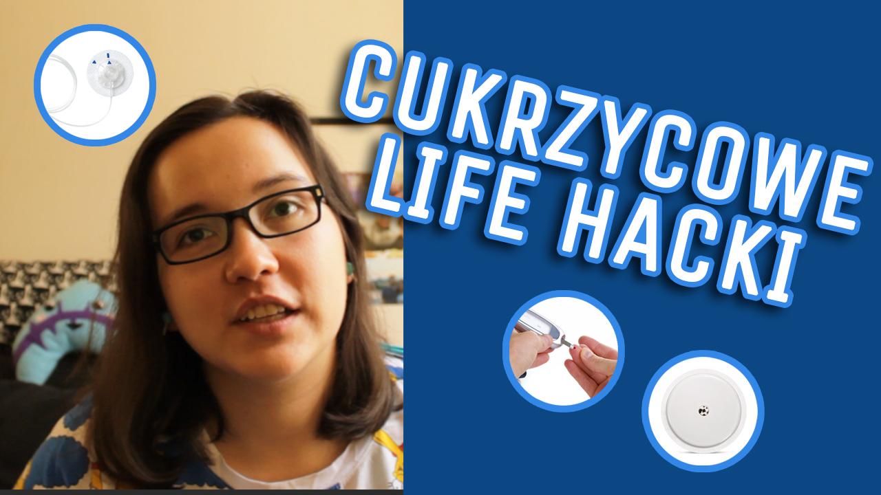 Seria vlogów o życiu z cukrzycą