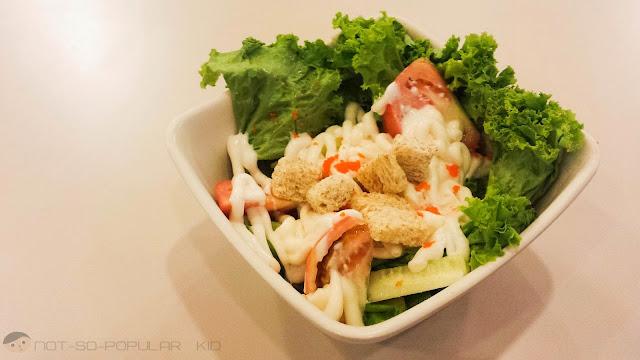 Kani Mango Salad for only P89 in Karate Kid