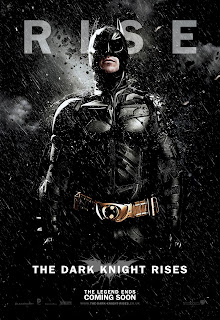 Affiche de Batman Dark Knight Rises (1)
