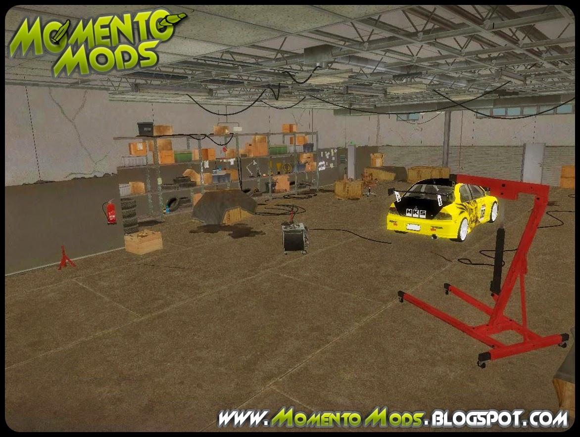 GTA SA - Garagem Grid 2
