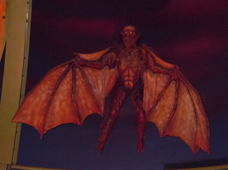 Army of Darkness winged demon prop