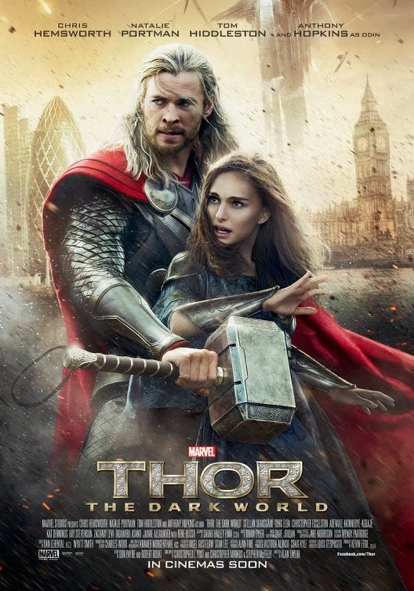 thor 2 official movie poster