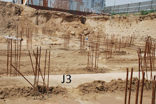 Amrapali Kings Wood :: Construction Update J3