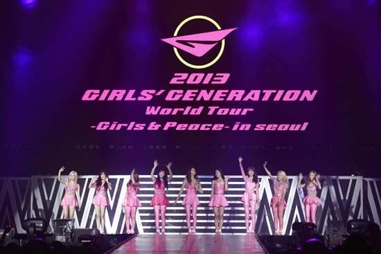 "[Fantaken Pictures] 130609 ""2013 Girls' Generation World Tour"" in Seoul"
