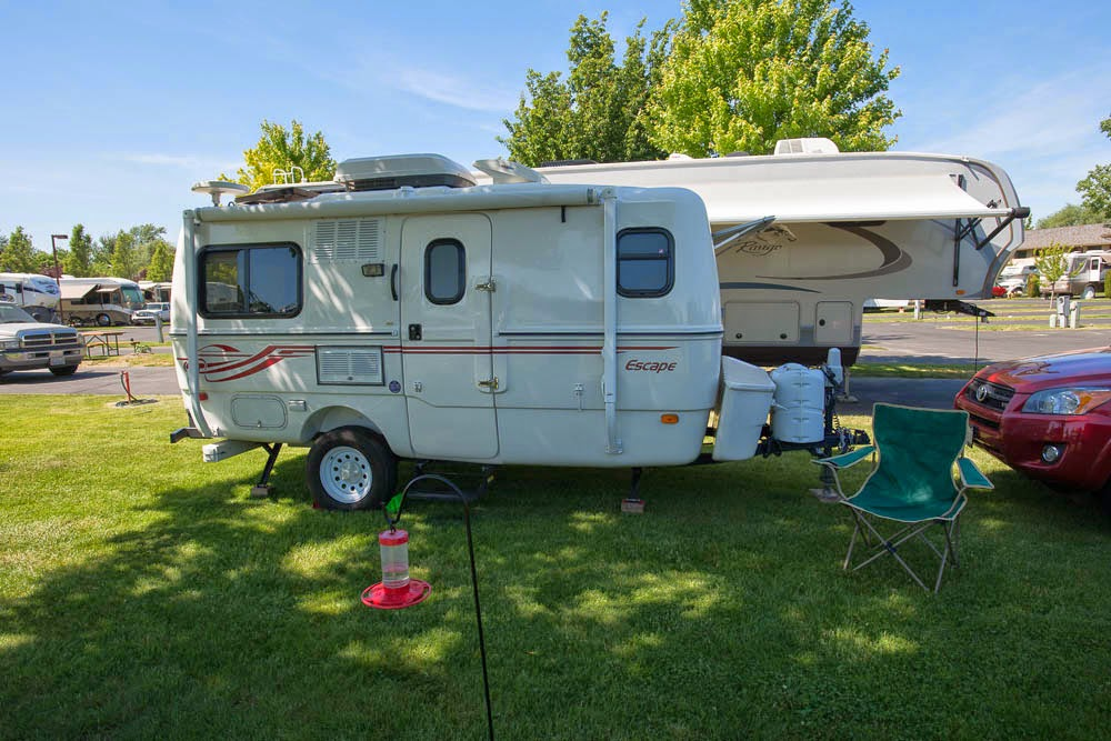 Four Seasons RV Resort Walla WA