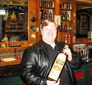 Brian Wess - Full Irish Whisky Heritage Tour