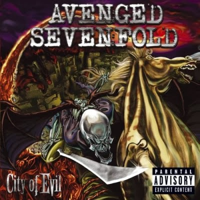 Avenged Sevenfold Album City of Evil (2005) RAR ~ MP3 Song