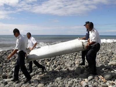 Penduduk Pulau Reunion Bantu Operasi Cari Boeing 777
