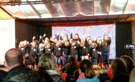 Altrincham Children's Show Choir Little Fun Fest Dunham Massey