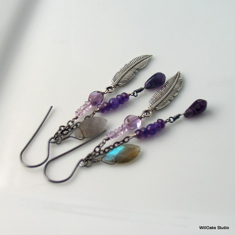 https://www.etsy.com/listing/179762991/purple-amethyst-feather-dangle-earrings