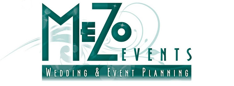 MeZo Events Wedding and Event Planning BLOG
