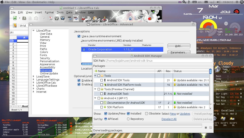 Ubuntu oracle java 7
