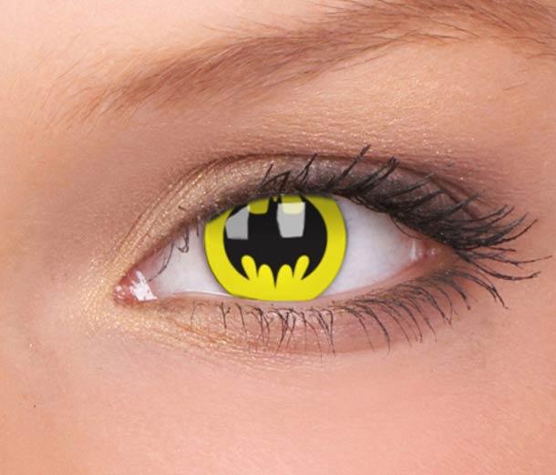 Lente de Contato Geeky - Eyesbright.