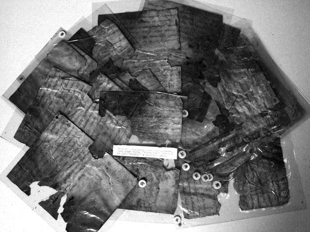 Ostatni dziennik bojowy OWWP przekazany przez prof. Tadeusza Wyrwę do Muzeum AK w Krakowie (archiwum Muzeum Armii Krajowej w Krakowie)