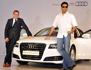 Audi-A8L-4.2-India-White-Blue