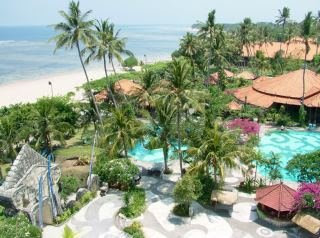 five-star Hotel Bali Beach