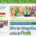 Ribbet, edita gratis tus fotografías al estilo de Picnik