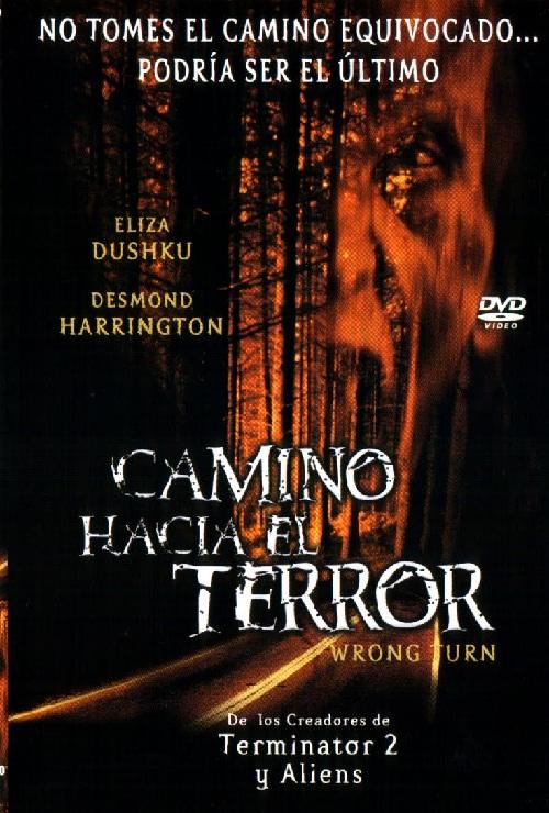 Camino+hacia+el+terror+1 Camino Hacia el Terror 1,2,3,4 [Español Latino] [Calidad DVD]