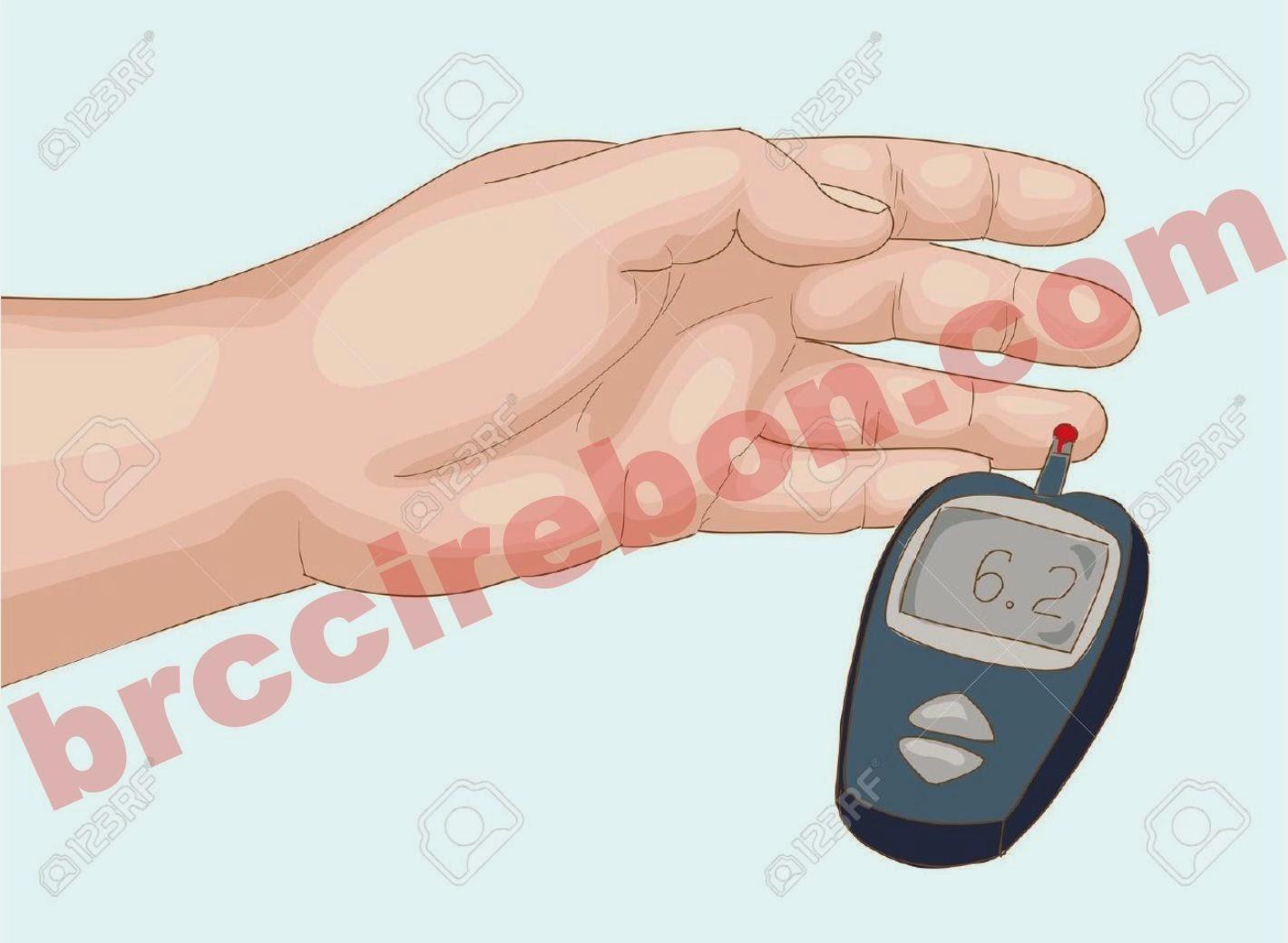 tempat tes cek gula darah glukosa asam urat kolesterol di daerah indramayu kuningan majalengka