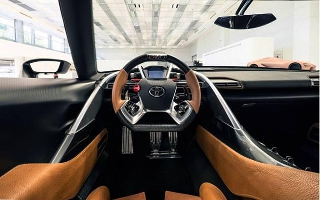 2017 Toyota Supra MSRP