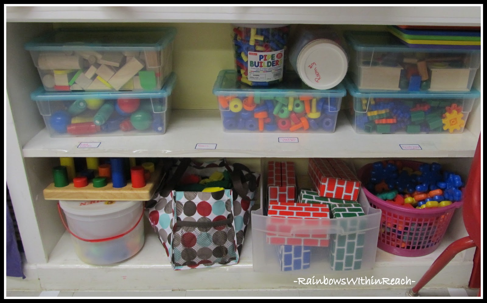 Classroom Storage Ideas Uk : Rainbowswithinreach spot