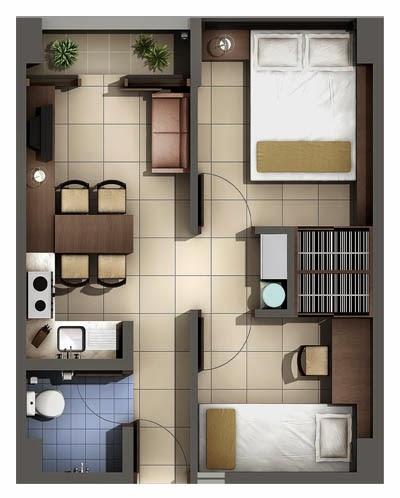 denah rumah | panduan desain rumah sederhana