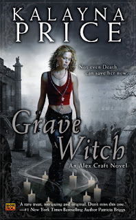 Review: Grave Witch (Alex Craft #1) by Kalayna Price