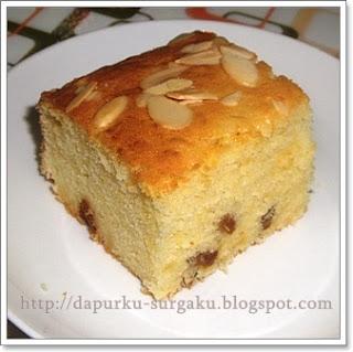 Olahan Kentang, Resep Cake Kentang, Cake Kentang Keju Isi Raisin, Cake Panggang, Cake Tanpa Margarin, Cake Tanpa Pengembang Tambahan