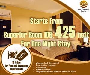Hotel Sunbreeze Jakarta