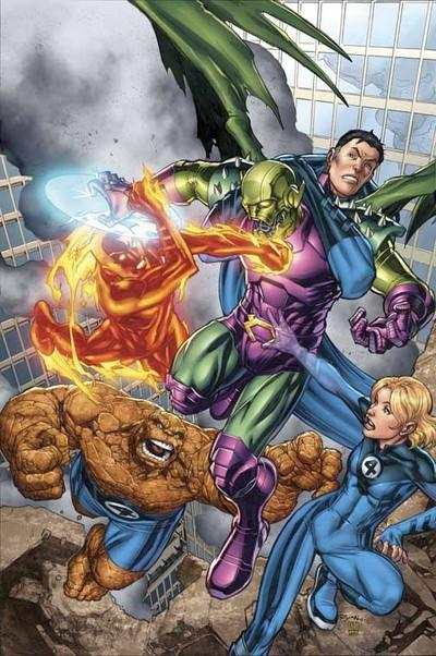 Annihilus (Marvel Comics) Character Review - 1