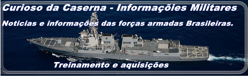 CURIOSOS DA CASERNA - Informaes Militares