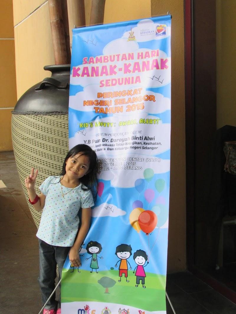 MICF: Malaysian Islamic Children's Fair 2015