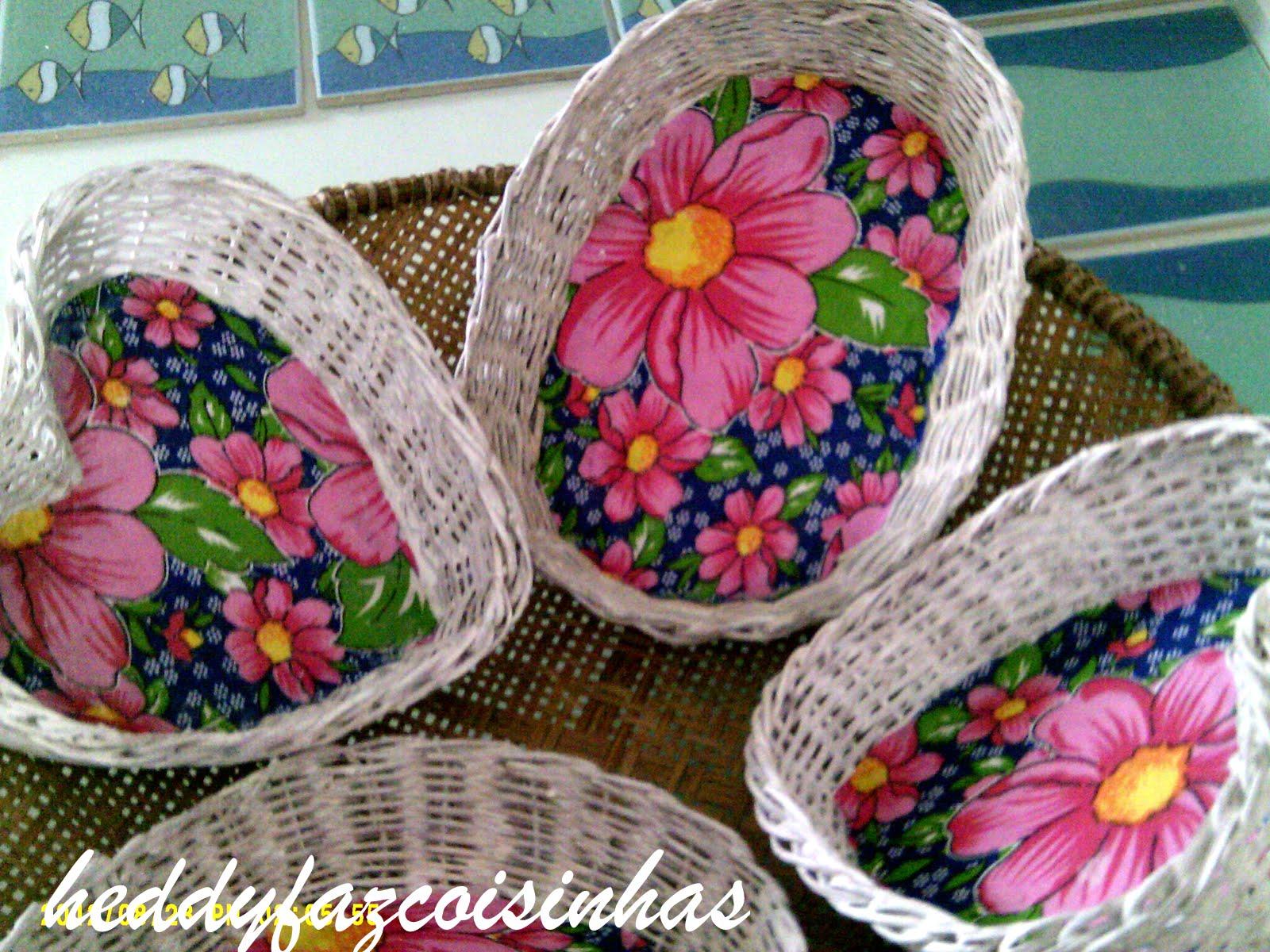 coisinhas decoração junina (cestas para mesas dos convidados