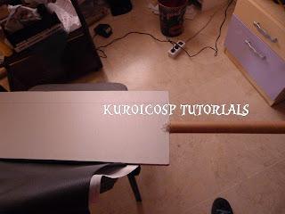 (TUTORIAL) BUSTER SWORD - FINAL FANTASY VII P1020597
