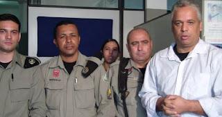 Policiais contam como foi  fuga presidio de Cristalina