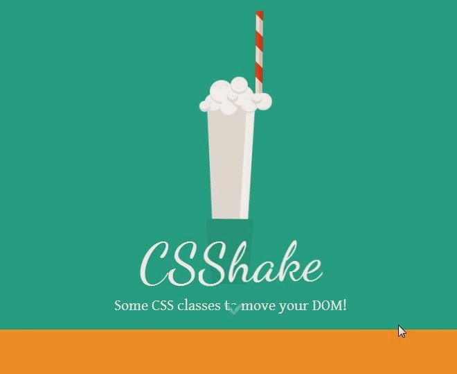CSShake - CSS to move your DOM