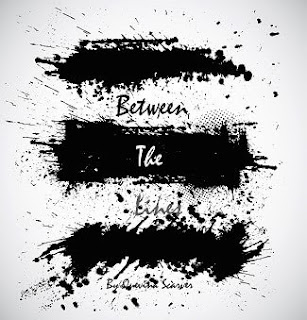 between the lines, quevina scarver, exchange student book, young adult novel, new ya book