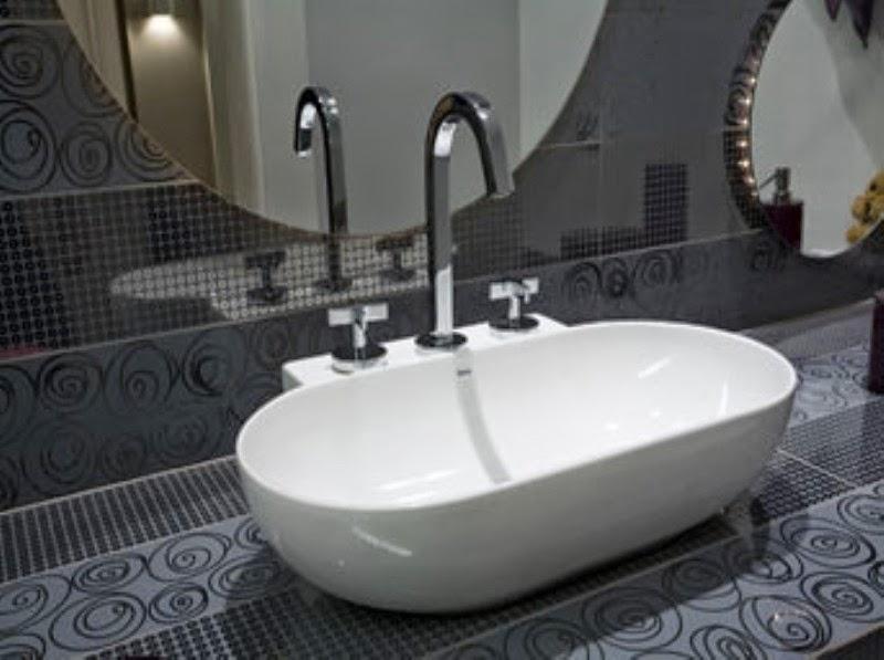 Uma casa para chamar de minha! Banheiro Suíte  Acabamentos! -> Cuba Para Banheiro Externa