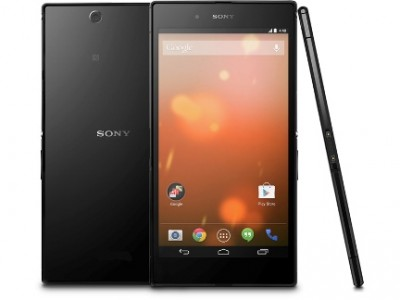 Sony Xperia Z Ultra GPE Dapatkan Update Android 4.4.2