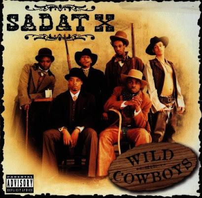 SADAT X - WILD COWBOYS (1996)