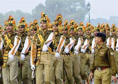 Indo Tibetan Border Police Force Sub Inspector overseer recruitment