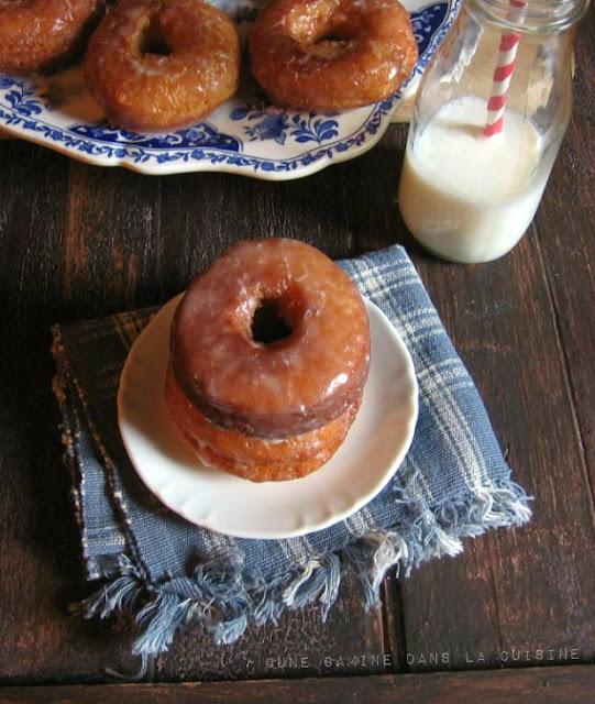 farm stand buttermilk dOughnuts || une gamine dans la cuisine