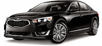 Kia Cadenza Luxury Competitor of the Year