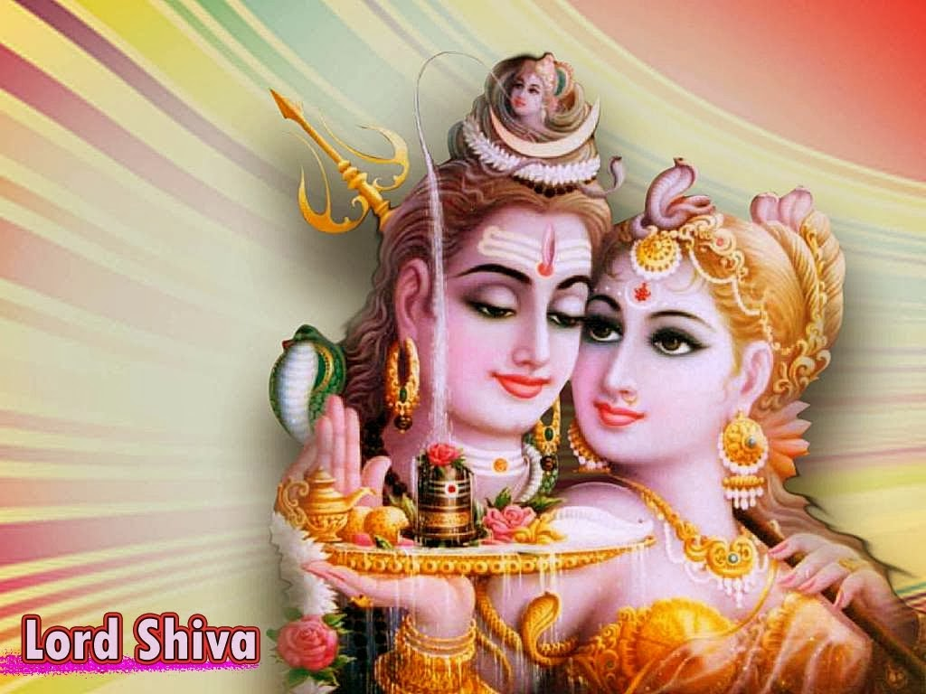 Happy Maha Shivaratri 2014 HD Wallpapers and Images Lord shiva with parvati