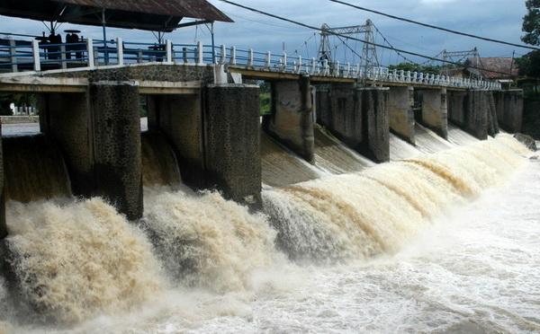Update Air di Manggarai, Jakarta Selatan Capai 8 Meter Lebih