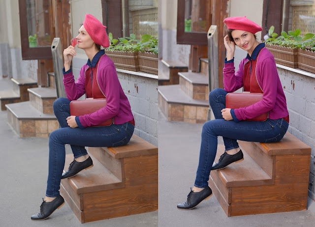 Сharity shop_Shurshitta_Anastasia_Gribach_preppy parisienne style