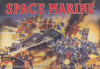 Epic Space Marine (2nd Edition..ish!)