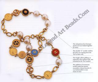 Chanel Pearl & Gilded Chain Sautoir