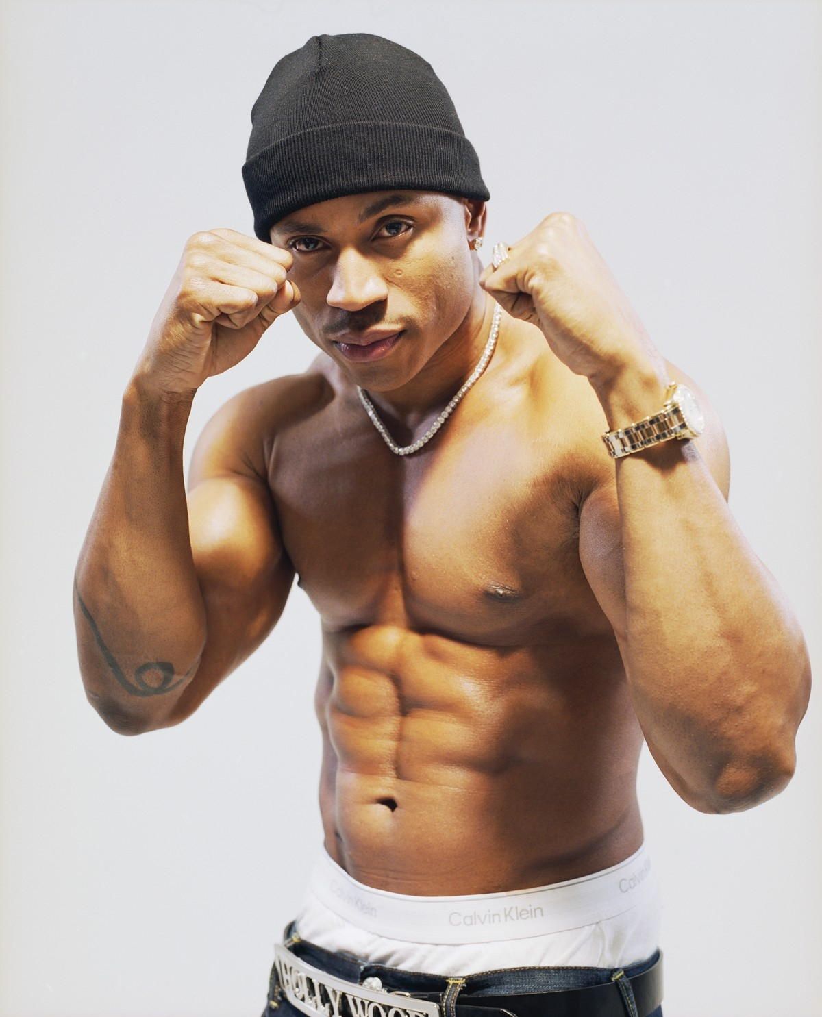 Sexiest black Men-rappers,singers,actors,athletes: LL Cool J