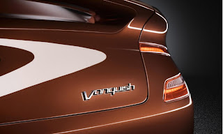 Vanquish+Badge High Horsepower. High Torque. High Speed. Hybrid.